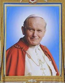 Blessed Pope John Paul II