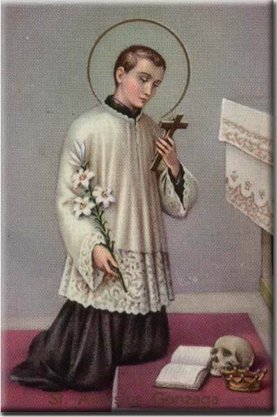 St. Aloysius Gonzaga