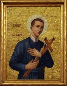 Saint Gerard Majella