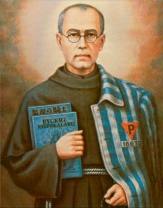 Saint Maximilian Kolbe