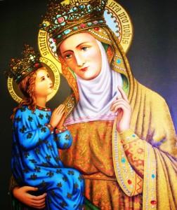 Saint Anne/Ann/Anna
